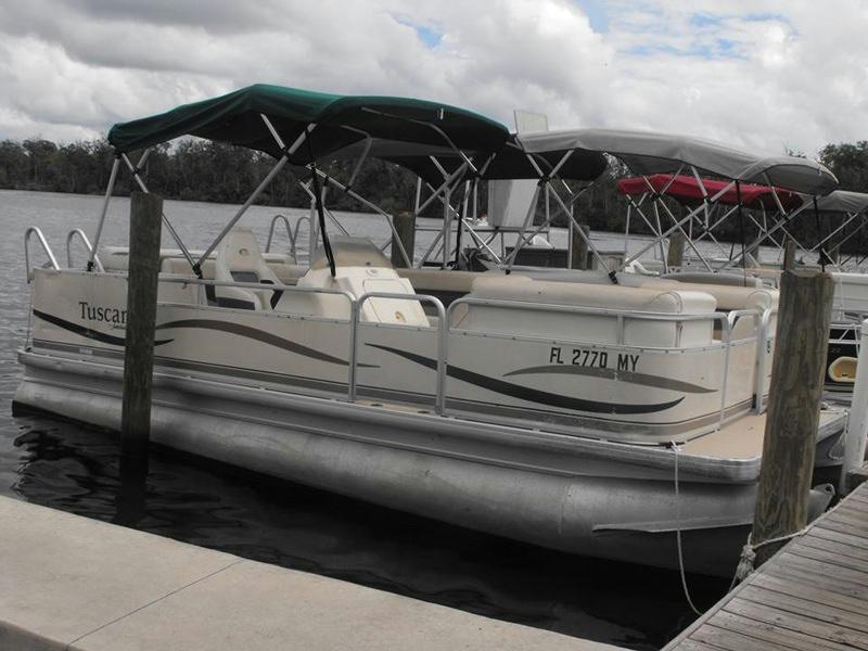 Homosassa Boat Rentals Pontoon Boats For Rent In Homosassa